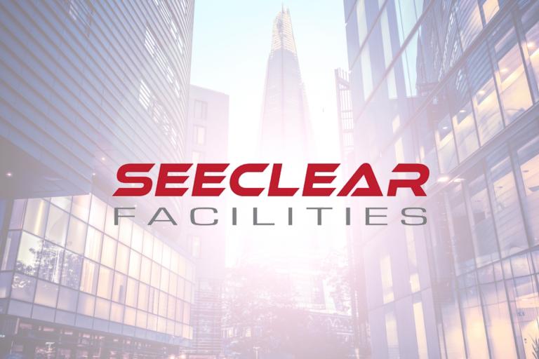 Seeclear Facilities logo slide